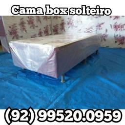 /* Cama Solteiro Box  // Cama Box Solteiro */_  Cama Box Solteiro