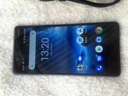 Nokia 8 Android 9 64 GB troco em iPhone