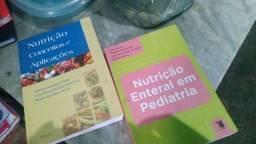 Título do anúncio: Livros de nutrição