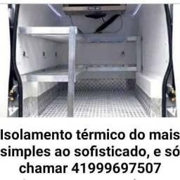 Isolamento Térmico c/ garantia e cobrimos qualquer oferta *