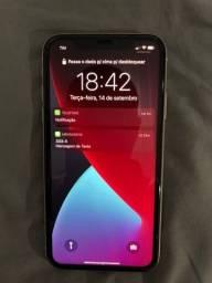 Título do anúncio: Iphone 11 branco 256 gb