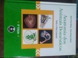 Título do anúncio: Livro Anatomia dos Animais Domésticos