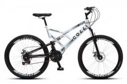 Bicicleta Adulto Aro 26 GPS Suspensão - Colli Bike