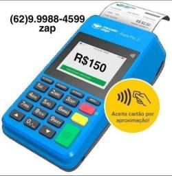Point pro 2 - Mercado pago Máquina de cartão