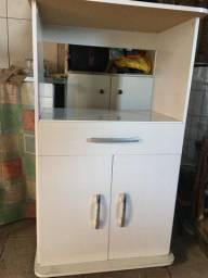 Vende-se armário para forno e forno microondas