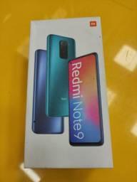 Impressionante! Redmi Note 9 da Xiaomi.. Novo Lacrado Entrego agora