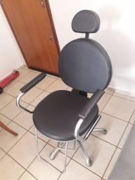 Cadeira Salão/ Designer de sobrancelhas