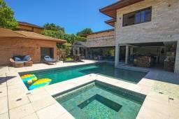 Título do anúncio: Casa com 5 dormitórios à venda, 450 m² por R$ 8.000.000,00 - Praia do Forte - Mata de São