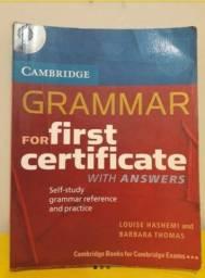 Título do anúncio: Livro para exame internacional