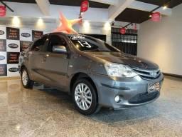 Toyota Etios Sedan XLS 2013 Top de Linha