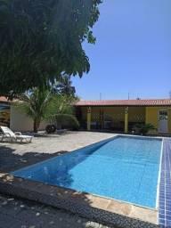 Alugo Casa com Piscina -Há 2 minutos da bela Praia de Lagoinha - Paraipaba-Ce
