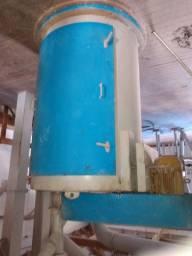 Banco de cilindros, plansister, polidora , eclusas , ciclones e ciclonetes