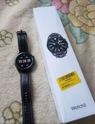 Título do anúncio: Smartwatch Galaxy Watch 3 LTE 45mm