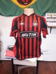 Camisa Athletico 2002