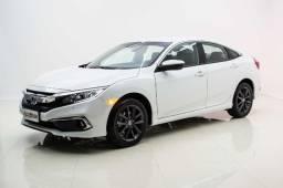 Honda Civic Exl Cvt -  UnicoDono - 8200 Km - 2020