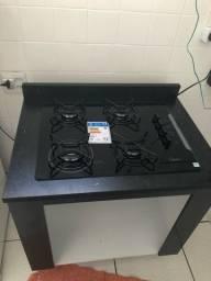Cook top e móvel de apoio