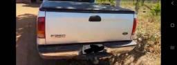 Título do anúncio: F-250  Ford 2008 cor prata 4 cilindro  XLT