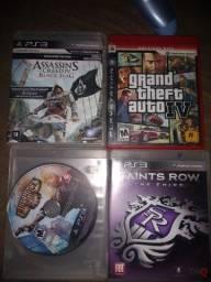 Jogos PS3, 30 reais cada