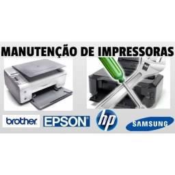Manutenção de Impressoras !