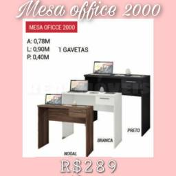 Título do anúncio: Eacrivaninha Escrivaninha Escrivaninha Mesa Office 20000