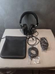 Audio Technica ATH-M50X - Fones de Ouvido (Estúdio)
