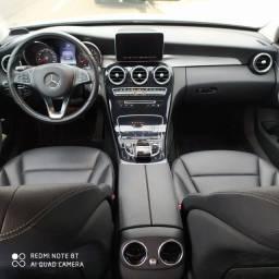 Título do anúncio: Mercedes c180 sedã 2015