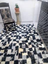 Título do anúncio: Carpete em couro legítimo