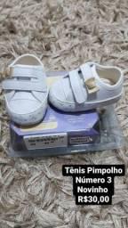 Calçados bebê menina