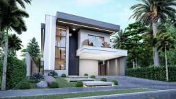 Título do anúncio: Casa de condomínio sobrado para venda com 285 metros quadrados com 5 quartos