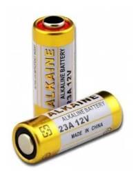 Pilha Bateria Para Controle Portão Motor Eletrônico 12V 23A - 7376