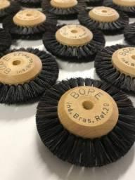 Escovas de Pelo N° 20 BOPE para Polimento - Novas - 50 Unidades
