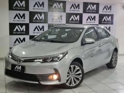 Título do anúncio: Toyota Corolla Gli 1.8 AT 2018 único dono todas as revisões feitas na Toyota R$ 84.900