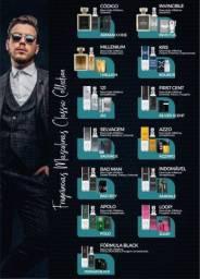 Perfumes importados com 24 horas de durabilidade