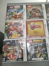 Título do anúncio: Jogos Nintendo 3DS