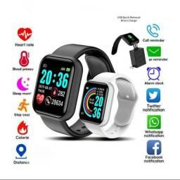 Título do anúncio: Smartwatch Relógio Inteligente Modelo D20