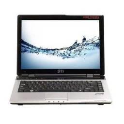 Notebook Sti Is-1412 com bateria excelente ,aceito propostas de preço,muito barato!!