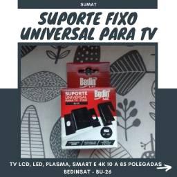 Suporte Fixo Universal para TV Bedinsat - BU-23