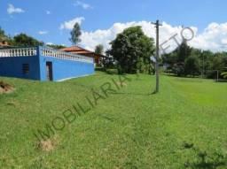 REF 219 Chácara 10 mil metros, piscina, campinho futebol, Imobiliária Paletó