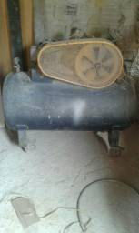 Compressor 2 cabeçote tri - fase 250 libra