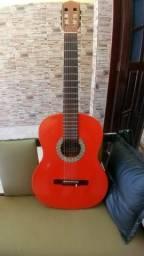 Vendo violão Giannini elétrico clássico