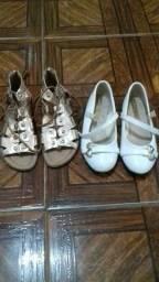 Sapatos menina 27/28