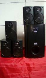 Caixas de som de home theater