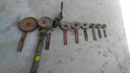 Dobradeira de tubos