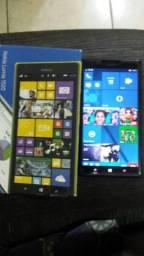 Celular Nokia lumia 1520 troco por outro aparelho se for preciso volto em dinheiro