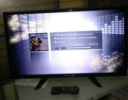 """Tv led 32"""" Panasonic seminova"""