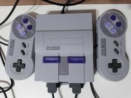 Vendo Super Nintendo 550,00