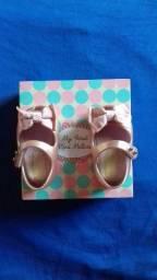 Sapatilha My First Mini Melissa Rose n15