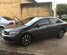 Honda Civic 2016 SEDAN LXR 2.0 FLEXONE 16V AUT. 4P - 2016