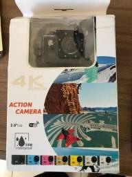 Câmera Ultra HD 4 K