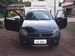 Fiat Strada CD - 2014